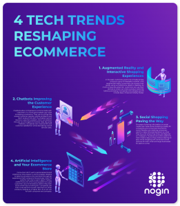 4 Tech Trends Infographic